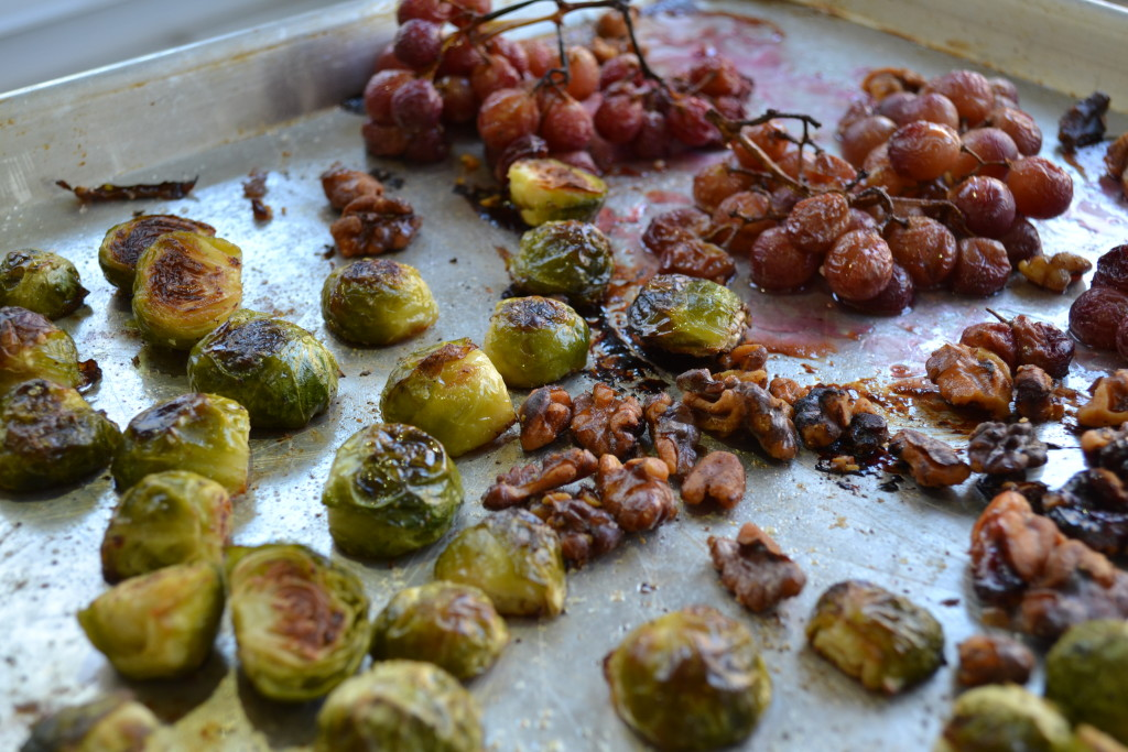 roasted-brussels-grapes-walnuts